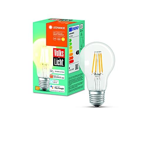 LEDVANCE VolksLicht, Smarte LED Lampe...