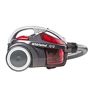 Hoover Lightweight, Compact – Grey/Red