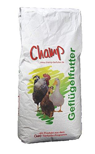 Champ Legehennen-Alleinfutter, 25 kg