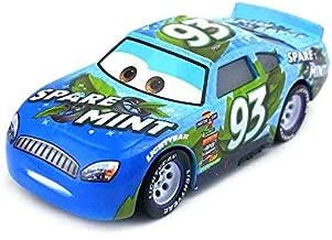 Disney Disney Pixar Cars 3 King Lightning McQueen Jackson Storm Racers Diecast Toy Car 1:55 Loose in Stock & No.93 Ernie Gearson