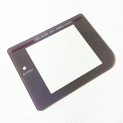 Ersatz-Glasscheibe für Game Boy Original Classic 1989 DMG-01 System (hellgrau)