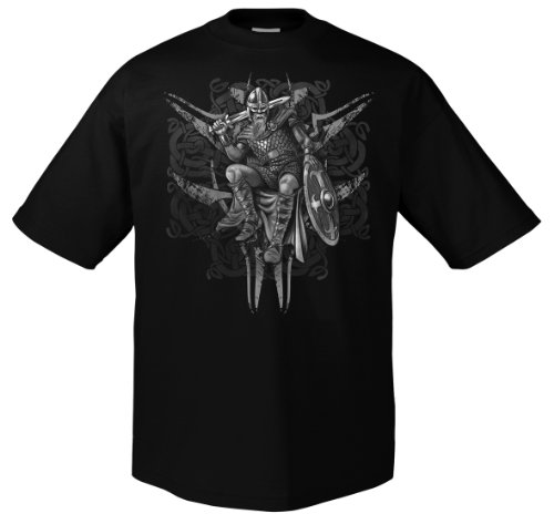 Viking King of The North 700419 T-Shirt 001 3XL