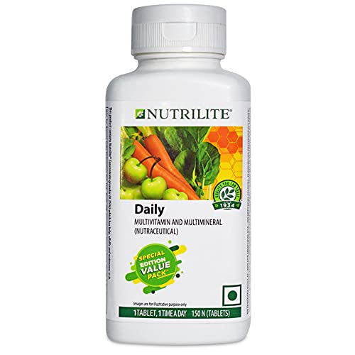 Amway Daily 25% Extra Value Pack 150 Tablets