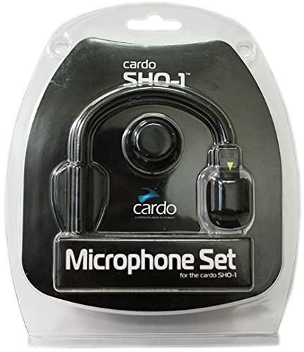 Cardo SHO-1 / PT Ensemble de microphones