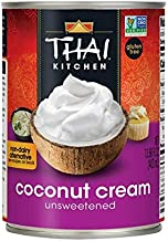 unsweetened coconut cream