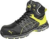 Puma Safety PU633880-46, Zapatillas de Atletismo Unisex Adulto, Amarillo, 38 EU