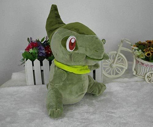 siyat Pokemon Zahn Drachen Plüsch Puppe Kinder Geburtstagspuppe für Kinder Geschenk Jikasifa