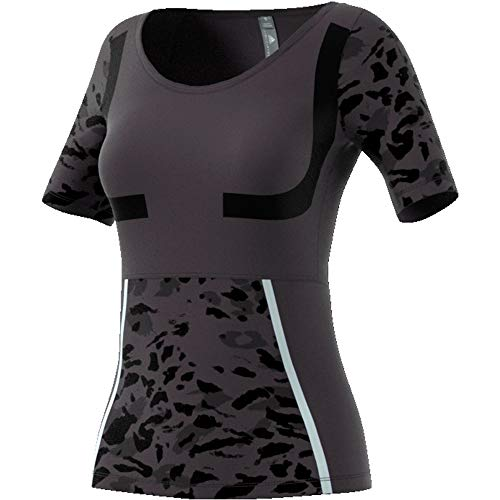 adidas Stella McCartney Run - Camiseta para mujer (talla XS)