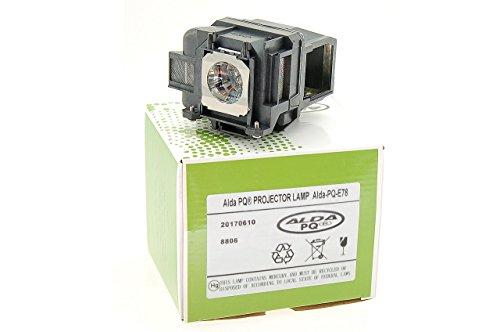 Alda PQ-Premium, Lampada proiettore per EPSON EH-TW5200 Proiettori, lampada con modulo