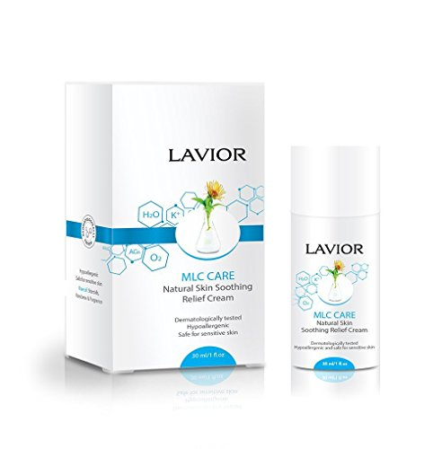 LAVIOR MLC CARE Natural Molluscum, Shingles Symptoms Relief Cream - Clinically Proven
