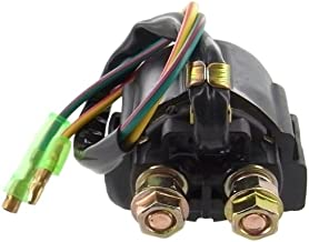 PERKINS JCCGLOBAL 12V Diesel Fuel Injection Pump Solenoid Switch DUAL WIRE Starter Solenoids Compatible with FORD TRACTORS MASSEY FERGUSON 7167-620c 7167-620d 7185-900T DPA DPS and some DP200 pumps