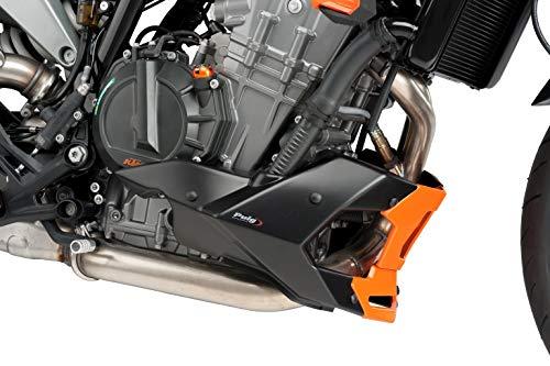 Puig Sabot Moteur Noir Matt 9669J pour 790 Duke 18'-19'