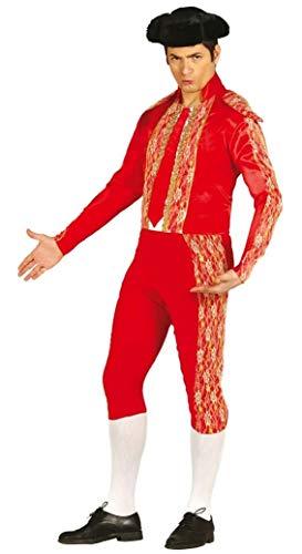 Guirca Halloween Disfraz Adulto Torero T/52-54, Multicolor (80806)