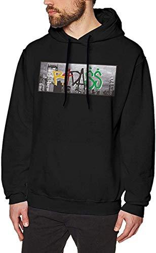 MLTseown lifangtaoT Herren Hoodie Kapuzenpullover, Men Funny Print with Joey BadA$$ B4 Da $$ 2¡¤ Logo Pullover Hoodies