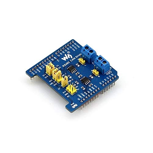 Atmega16U2 Board Module with USB LLD RS485 CAN Shield, RS485 CAN Shield Designed for NUCLEO/XNUCLEO ANGEEK L293D Motor Driver