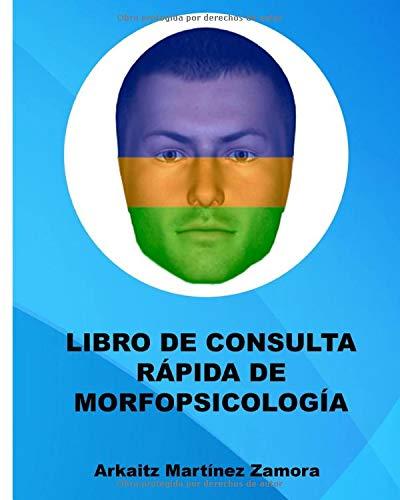 Libro de consulta rápida de Morfopsicología