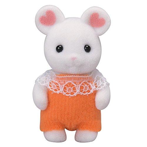 シルバニアファミリー マシュマロネズミの赤ちゃん ネ-107