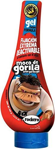 Moco De Gorila Gorilla Snot Gel Rockero Squizz (Paquete de 4)