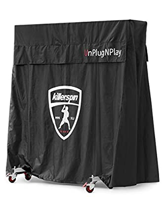Killerspin MyT Jacket Table Tennis Table Cover