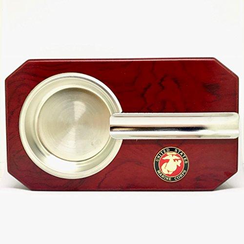 US Marines Cigar Ashtray – Military Cigar Accessories