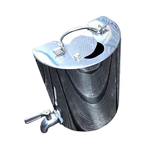 薪ストーブ用 煙突専用ケトル 湯沸かし WM-CWT2