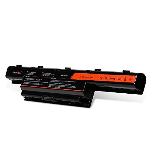 LENOGE Acer Aspire 5742 Battery for Laptop 4551 5733 5741 5742 5750 5332 4741 5755G 5735Z 5740G 5736Z V3-571G V3-771G E1-571, AS10D31 AS10D41 AS10D51 AS10D61 AS10D71 AS10D73 AS10D75 AS10D81 Battery