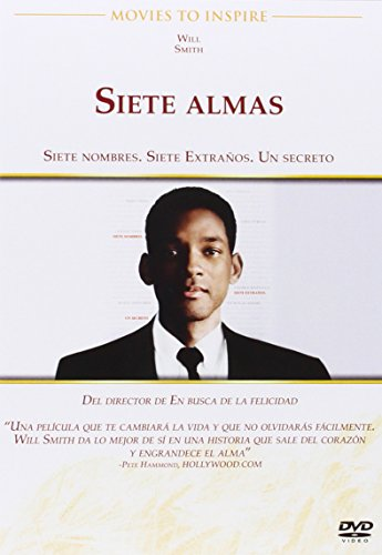 Siete Almas (Import Movie) (European Format - Zone 2) (2012) Smith, Will; Dawson, Rosario; Muccino,Gabriele