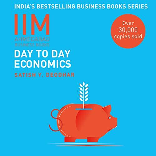 IIMA: Day to Day Economics cover art