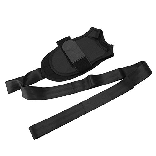 Syfinee Yoga Ligament Stretching Belt Safely Stretching Training Strap Stroke Rehabilitation Strap with Loops for Ballet Yoga