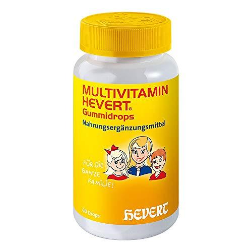 Multivitamin Hevert Gummidrops, 60 St. Bonbons