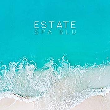 Estate spa blu: La natura suona per rilassamento, Massaggio, Alleviare lo stress, Sogni, Calma e riposo