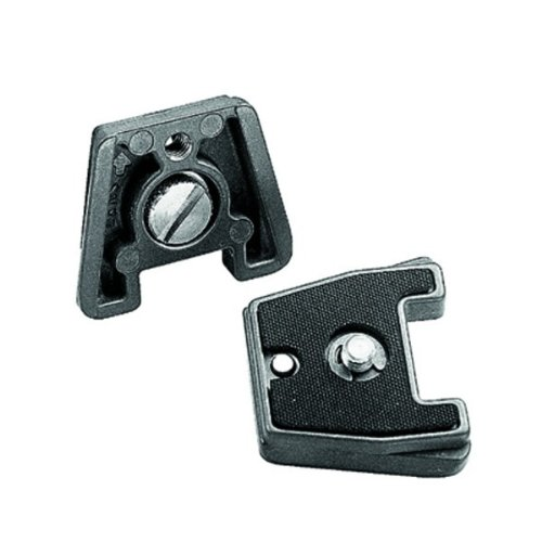 Manfrotto 384PL-14 Dove Tail Rapid Connect Mounting Plate With 1/4-inch Screw