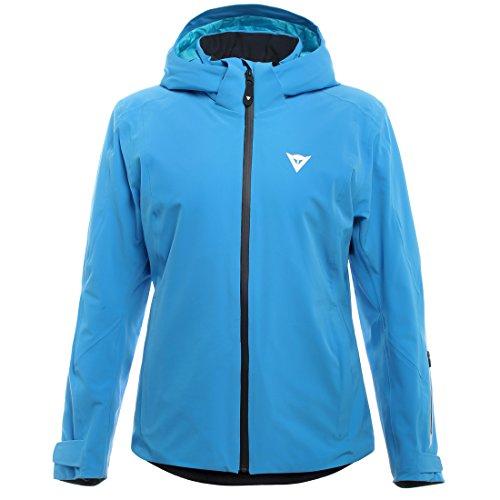 Dainese Damen HP2 L2 Jacke, Blau-Aster/Vapor-Blau, S