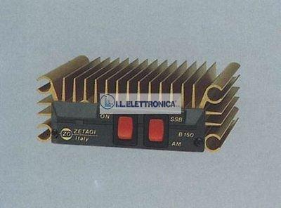 ZETAGI B-150 R AMPLIFICATORE LINEARE 27 MHz/CB