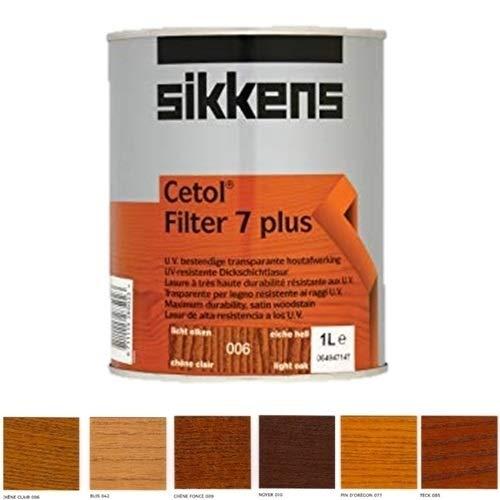 classement un comparer CETOLFILTER 7 PLUS 042 BUIS 1L – Sikkens