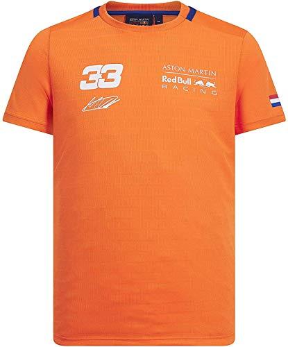 Red Bull Racing Verstappen Sportswear Tee orange, XXL