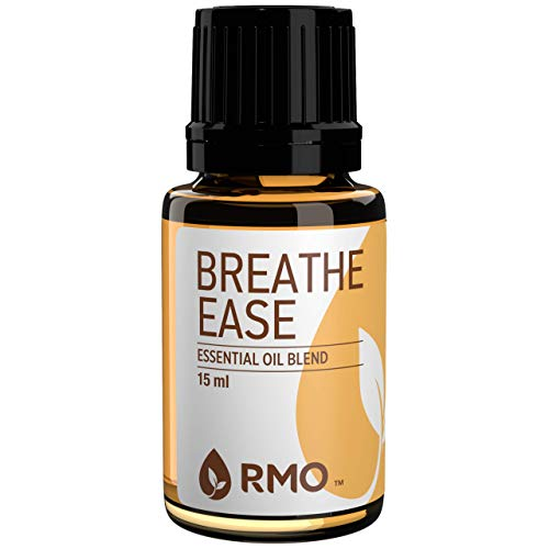 Rocky Mountain Oils Breathe Ease Essential Oil Blend 15ml - 100% Pure Essential Oils