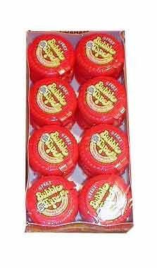 Bubble Tape Bubble Gum Snappy Strawberry Flavor (12 count)