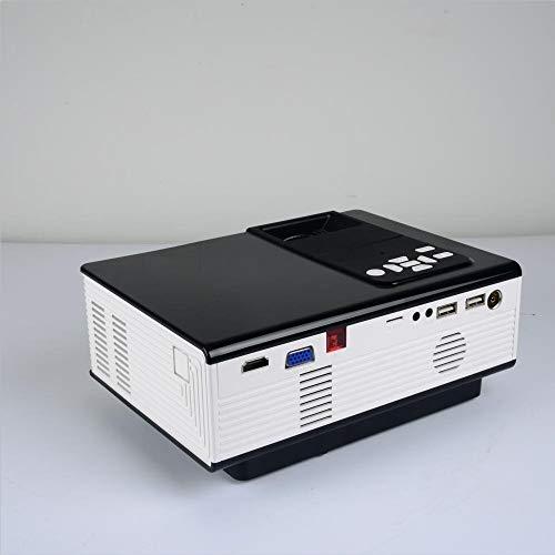 CPX-314 4 'Pannello LCD singolo display WVGA (800 * 480) Support1920 * 1080 Luminosità 1500ANSI LM proiettore del teatro domestico