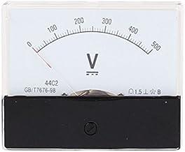 DealMux 44C2 Pointer Naald DC 0-500 V Voltmeter Analoge Voltmeter 100 mm x 80 mm