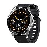 IOWODO X1 Smartwatch, Reloj Inteligente con Pulsómetro - Monitor de...