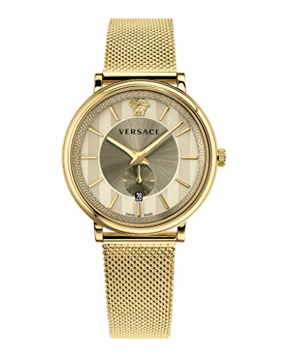 Versace VBQ070017 V-Circle Mens Watch