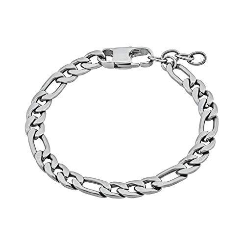 s.Oliver Armkette für Herren, Edelstahl