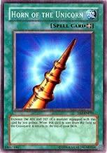 Yu-Gi-Oh! - Horn of the Unicorn (DB1-EN034) - Dark Beginnings 1 - Unlimited Edition - Common