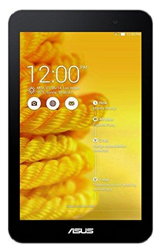 Asus Memo Pad 7 - Tablet de 7' (Bluetooth + WiFi, 16 GB, 2 GB RAM, Android), Amarillo (Importado)