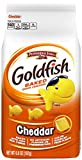 Pepperidge Farm Goldfish Cheddar Crackers, 39.6 Oz. Box, 6-Count 6.6 Oz. Bags