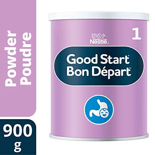 NESTLÉ GOOD START Stage 1, Baby Formula, Powder, 0+ months, 900 g