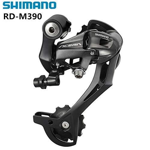 Nouveau Shimano Altus RD-M310 7//8 vitesse dérailleur arrière de VTT Direct Long Cage-Noir