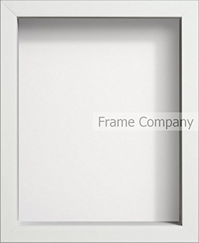 Radcliffe White Box Picture Photo Frame * Choice of Sizes* NEW