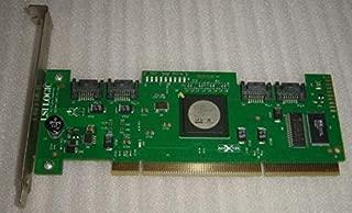 Calvas Avago LSI SAS 3041X-R 8 port HBA JBOD SATA X4 SAS 3Gb PCI-x 133 Controller Card